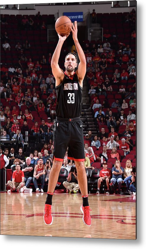 Nba Pro Basketball Metal Print featuring the photograph Ryan Anderson by Bill Baptist