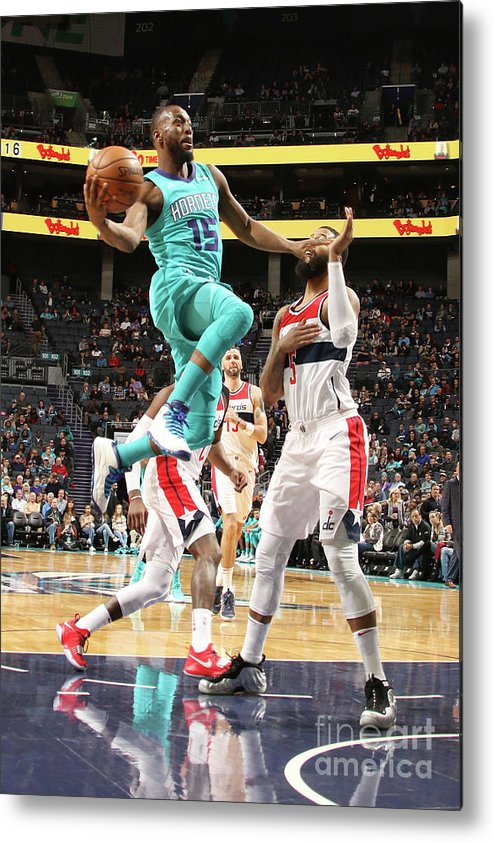 Kemba Walker Metal Print featuring the photograph Kemba Walker by Brock Williams-smith
