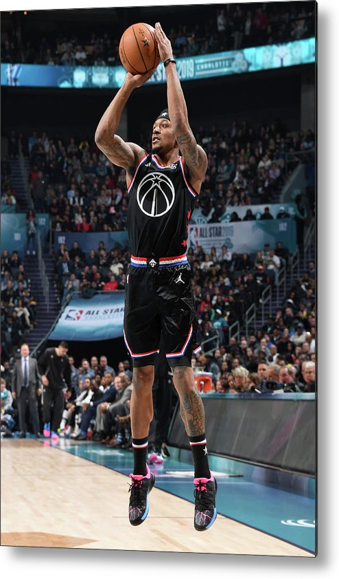 Nba Pro Basketball Metal Print featuring the photograph Bradley Beal by Andrew D. Bernstein