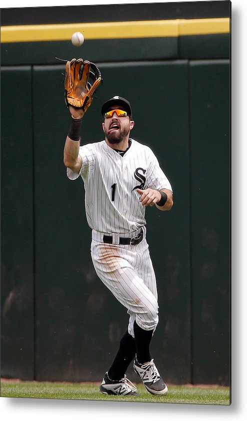 People Metal Print featuring the photograph Adam Eaton by Jon Durr