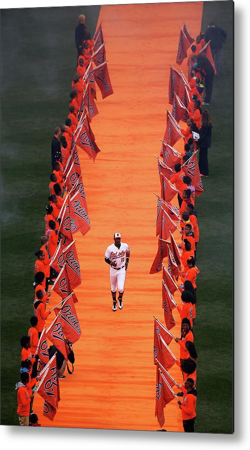 People Metal Print featuring the photograph Adam Jones by Rob Carr