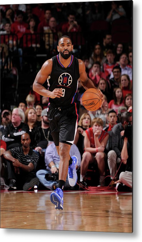 Nba Pro Basketball Metal Print featuring the photograph Alan Anderson by Bill Baptist