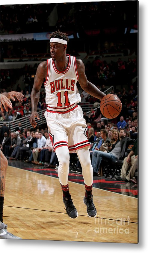 Nba Pro Basketball Metal Print featuring the photograph Anthony Morrow by Gary Dineen