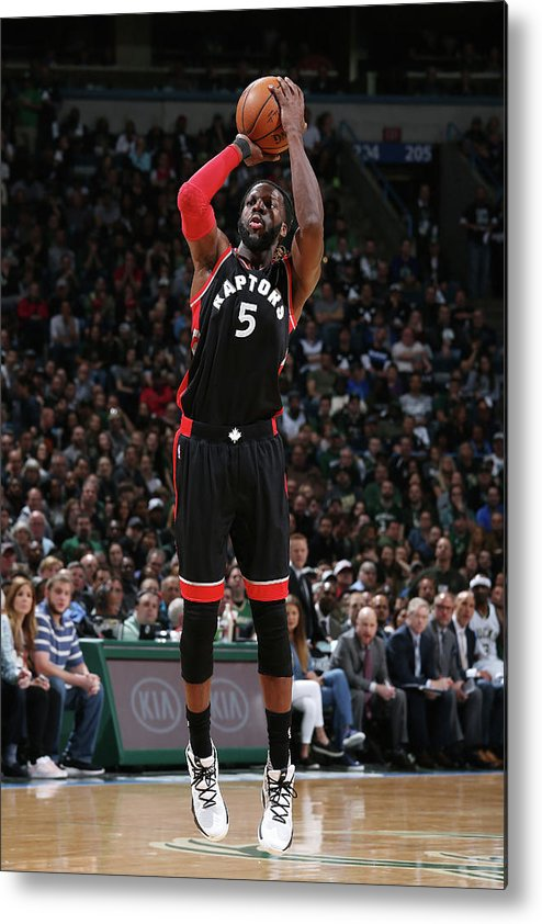 Playoffs Metal Print featuring the photograph Demarre Carroll by Gary Dineen