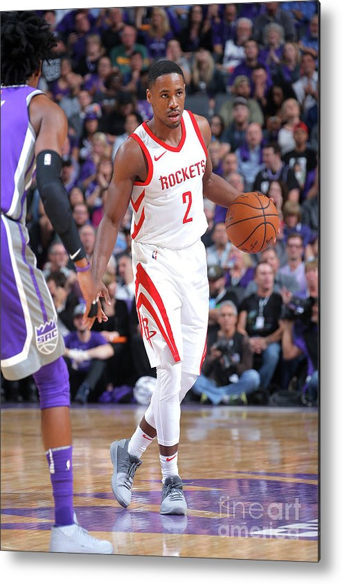 Nba Pro Basketball Metal Print featuring the photograph Demetrius Jackson by Rocky Widner