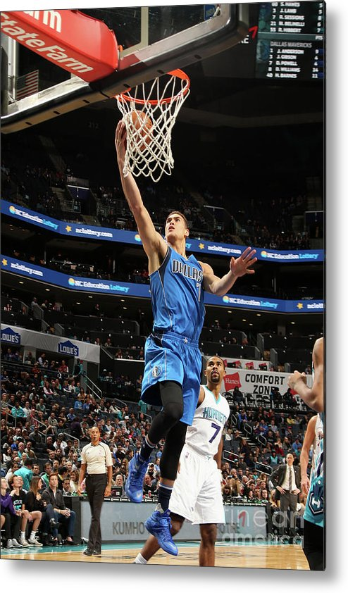 Dwight Powell Metal Print featuring the photograph Dwight Powell by Kent Smith