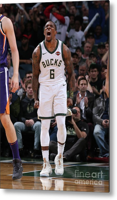 Nba Pro Basketball Metal Print featuring the photograph Eric Bledsoe by Gary Dineen