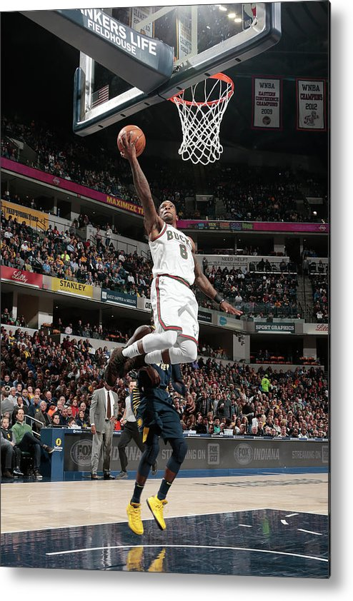Nba Pro Basketball Metal Print featuring the photograph Eric Bledsoe by Ron Hoskins
