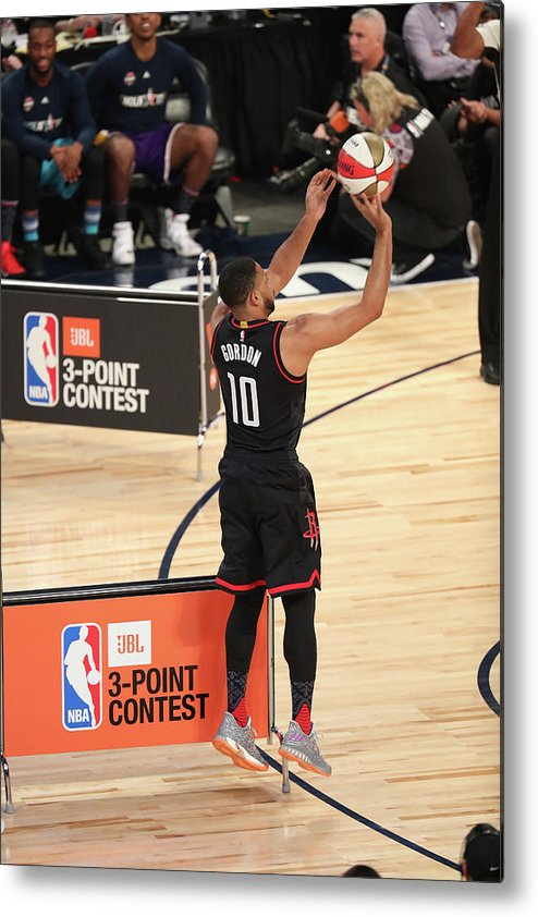 Event Metal Print featuring the photograph Eric Gordon by Joe Murphy