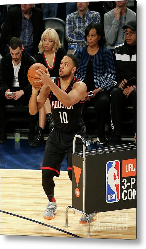 Event Metal Print featuring the photograph Eric Gordon by Layne Murdoch