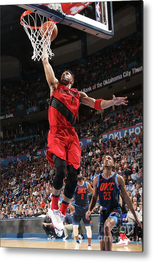 Sports Ball Metal Print featuring the photograph Evan Turner by Layne Murdoch