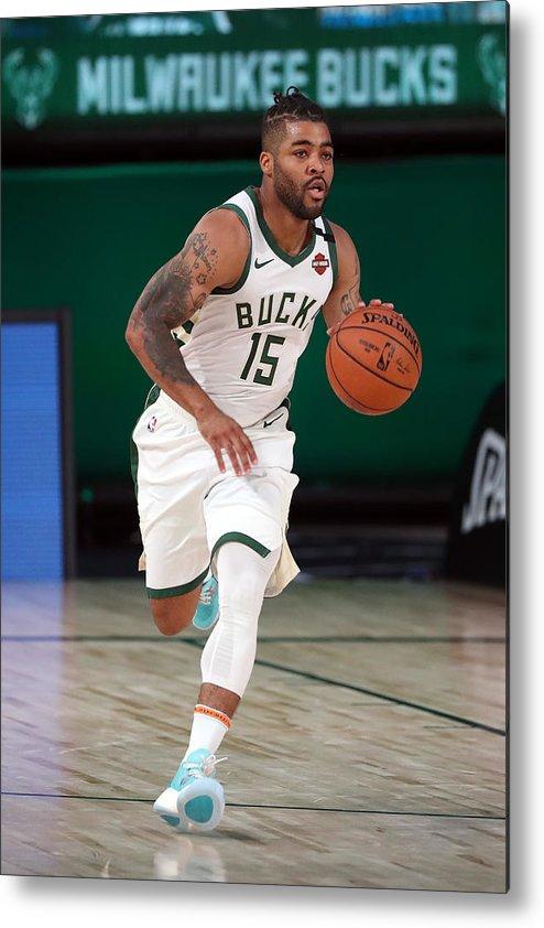 Nba Pro Basketball Metal Print featuring the photograph Frank Mason by Joe Murphy