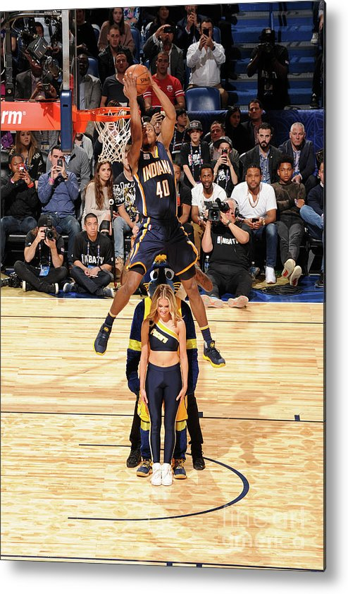 Event Metal Print featuring the photograph Glenn Robinson by Andrew D. Bernstein