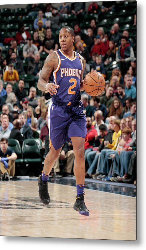 Isaiah Canaan Metal Print featuring the photograph Isaiah Canaan by Ron Hoskins
