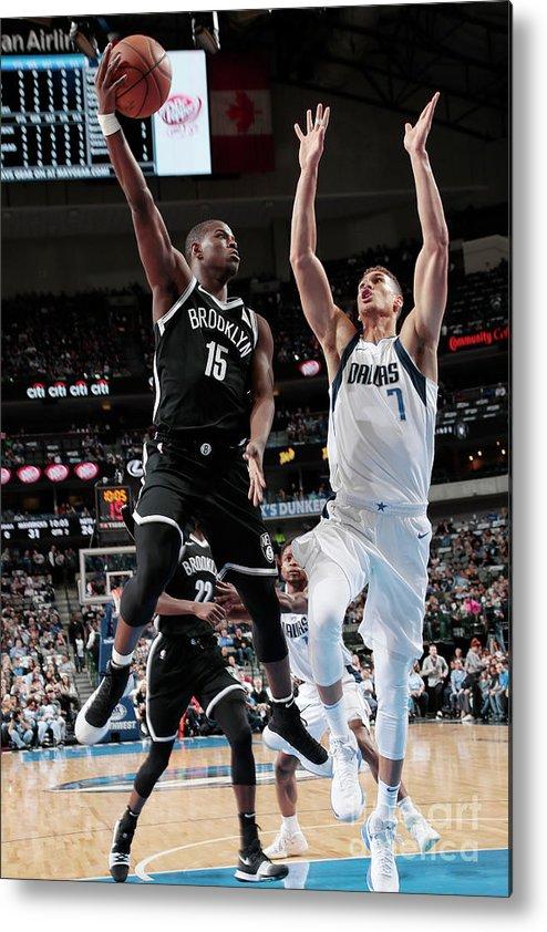 Nba Pro Basketball Metal Print featuring the photograph Isaiah Whitehead by Glenn James