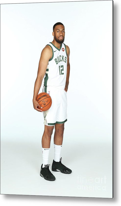 Media Day Metal Print featuring the photograph Jabari Parker by Gary Dineen