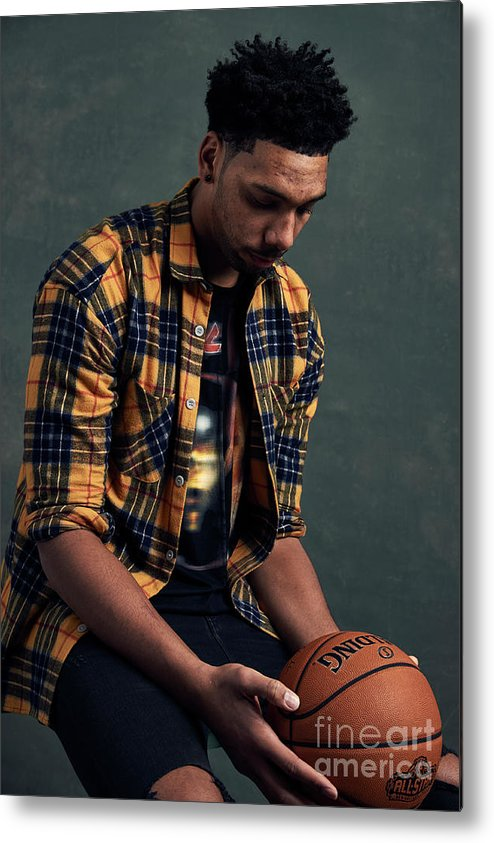 Event Metal Print featuring the photograph Jahlil Okafor by Jennifer Pottheiser