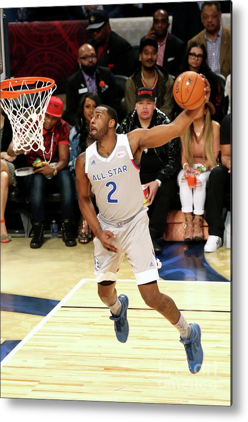 Event Metal Print featuring the photograph John Wall by Layne Murdoch