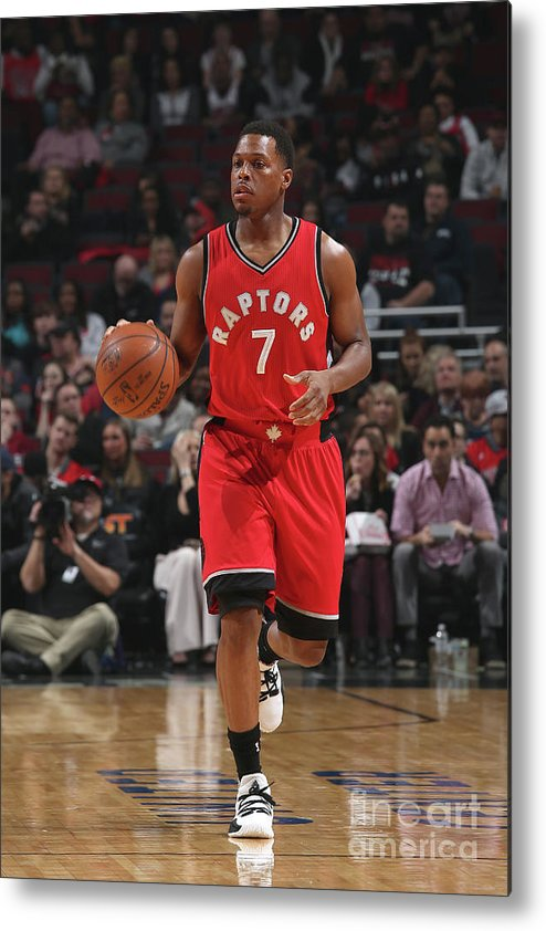 People Metal Print featuring the photograph Kyle Lowry by Gary Dineen