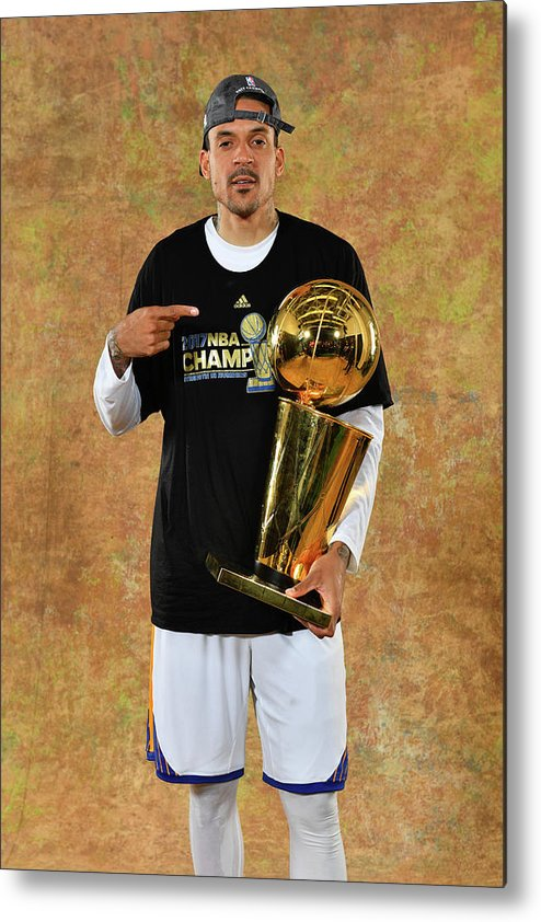 Playoffs Metal Print featuring the photograph Matt Barnes by Jesse D. Garrabrant
