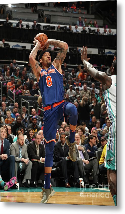 Michael Beasley Metal Print featuring the photograph Michael Beasley by Kent Smith