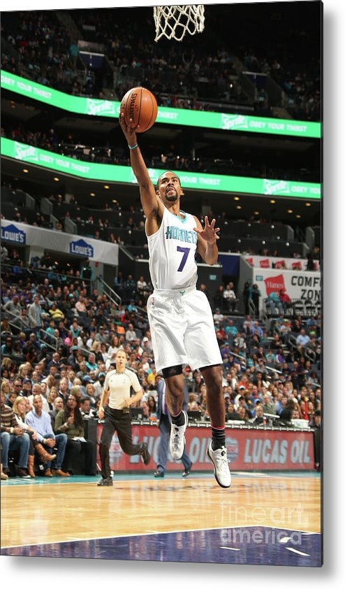 Nba Pro Basketball Metal Print featuring the photograph Ramon Sessions by Kent Smith
