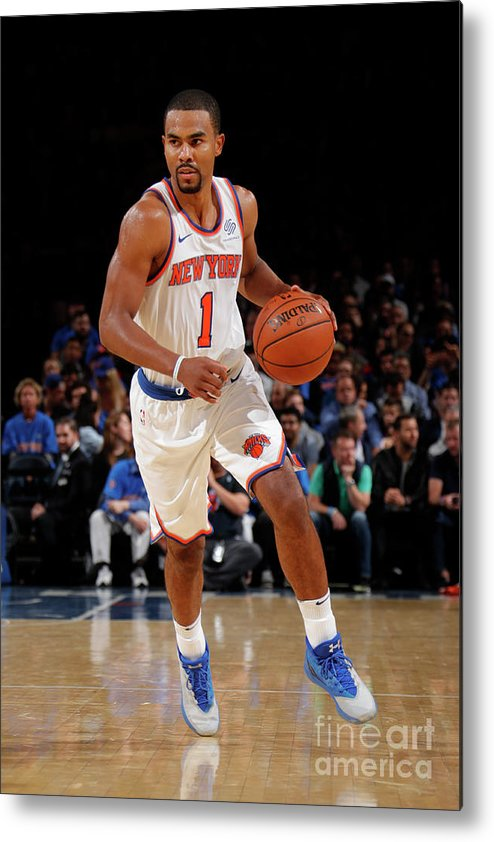 Nba Pro Basketball Metal Print featuring the photograph Ramon Sessions by Nathaniel S. Butler