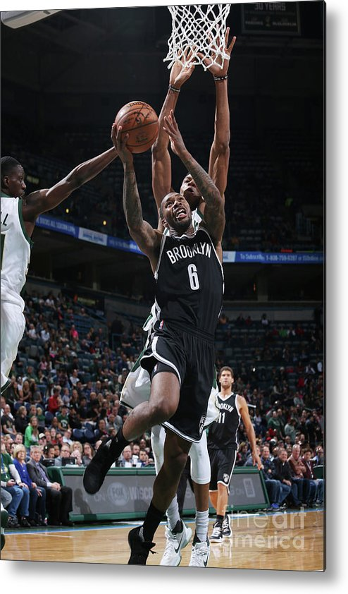 Nba Pro Basketball Metal Print featuring the photograph Sean Kilpatrick by Gary Dineen
