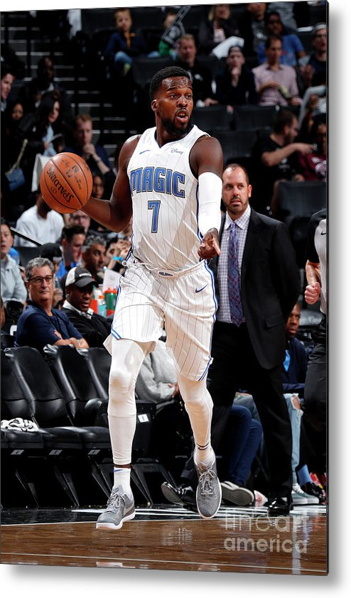 Nba Pro Basketball Metal Print featuring the photograph Shelvin Mack by Nathaniel S. Butler