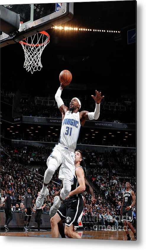 Nba Pro Basketball Metal Print featuring the photograph Terrence Ross by Nathaniel S. Butler