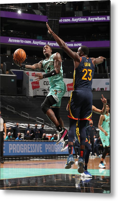 Nba Pro Basketball Metal Print featuring the photograph Terry Rozier by Kent Smith