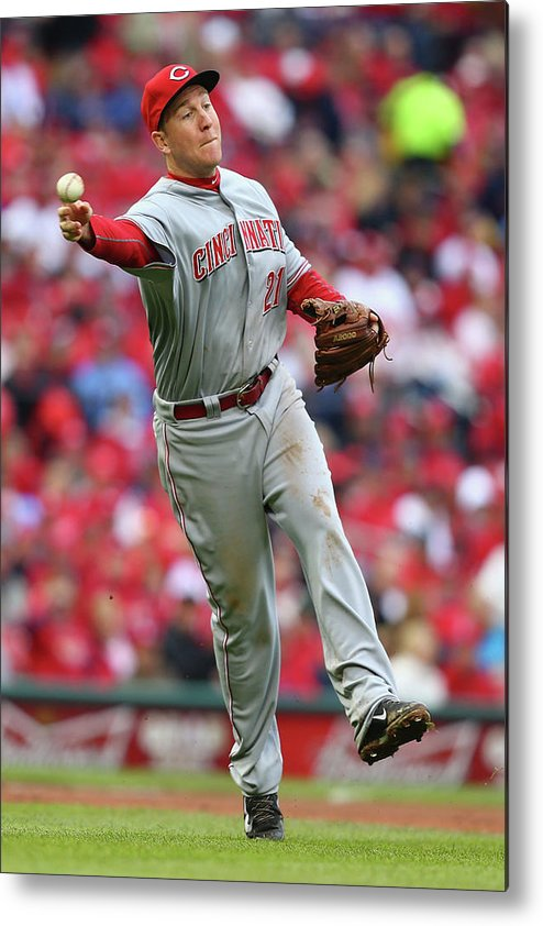 People Metal Print featuring the photograph Todd Frazier by Dilip Vishwanat