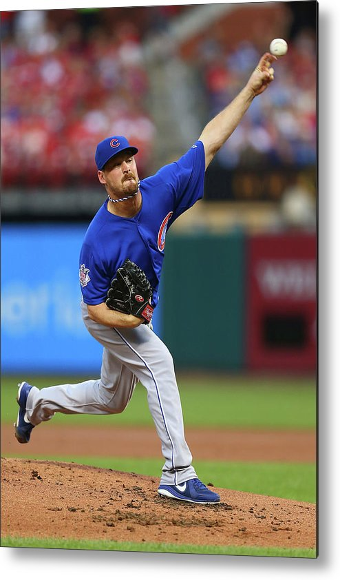 St. Louis Metal Print featuring the photograph Travis Wood by Dilip Vishwanat