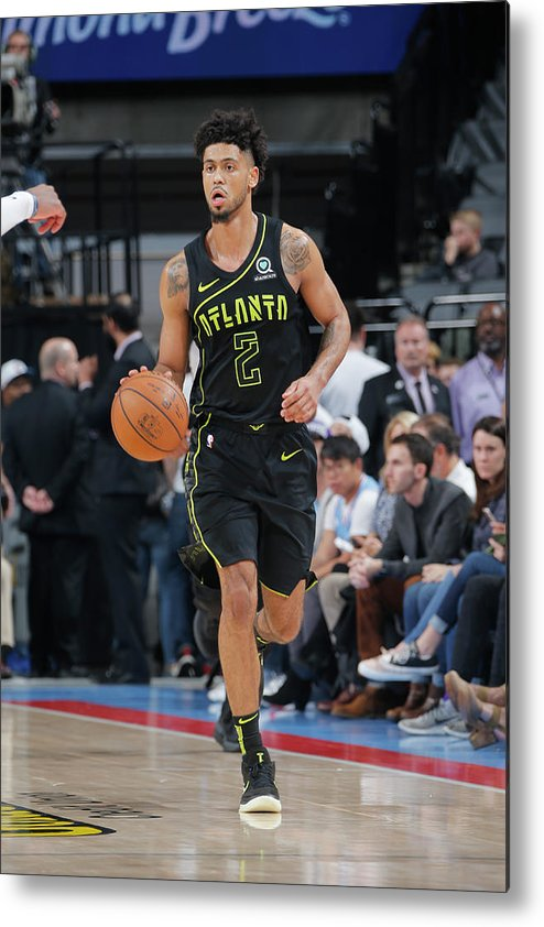 Nba Pro Basketball Metal Print featuring the photograph Tyler Dorsey by Rocky Widner