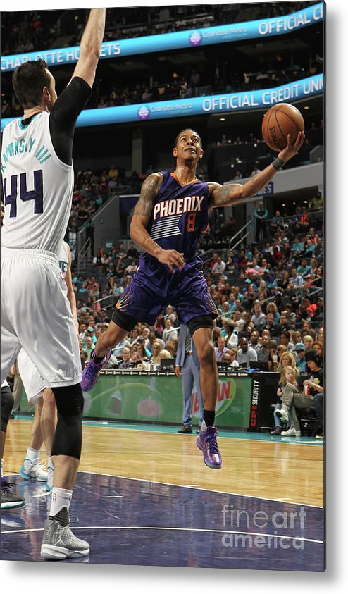 Nba Pro Basketball Metal Print featuring the photograph Tyler Ulis by Brock Williams-smith