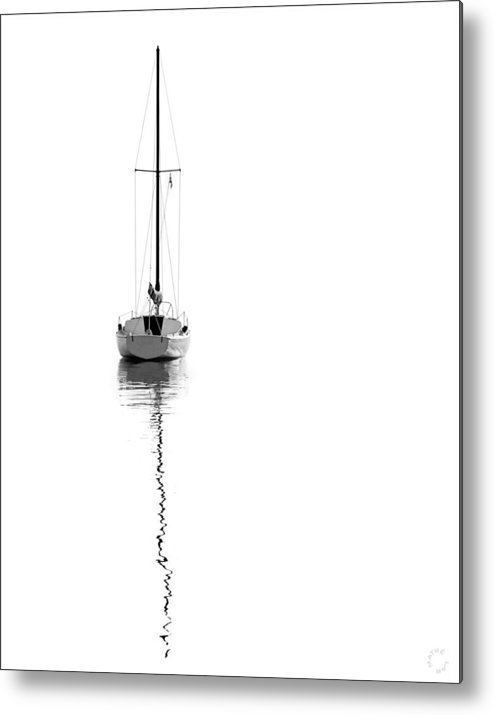 Tahoe Metal Print featuring the photograph Solitude For Canvas by Lar Matre