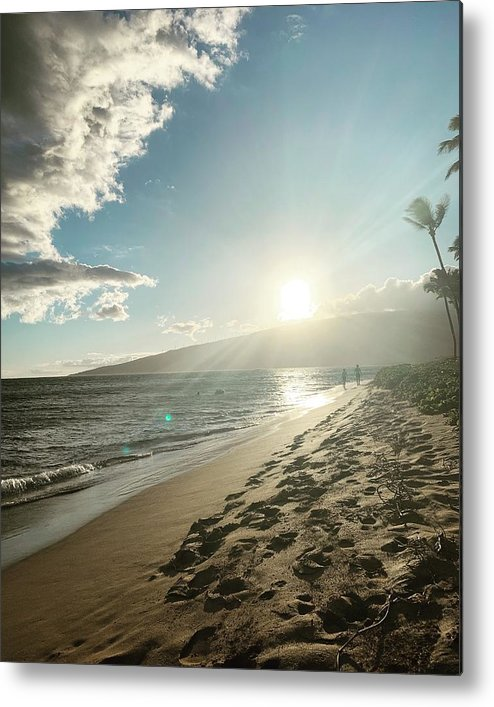 Hawaii Metal Print featuring the photograph Maui by Kristin Rogers