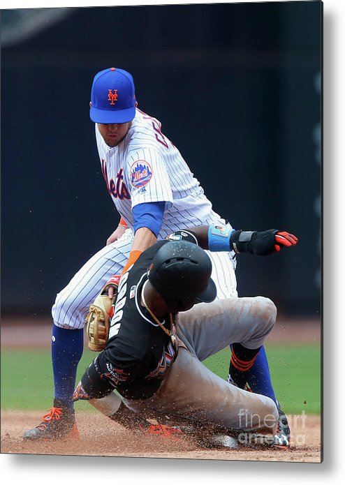 People Metal Print featuring the photograph Dee Gordon by Jim Mcisaac