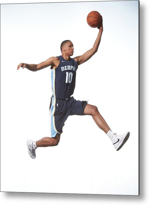 Nba Pro Basketball Metal Print featuring the photograph Ivan Rabb by Nathaniel S. Butler