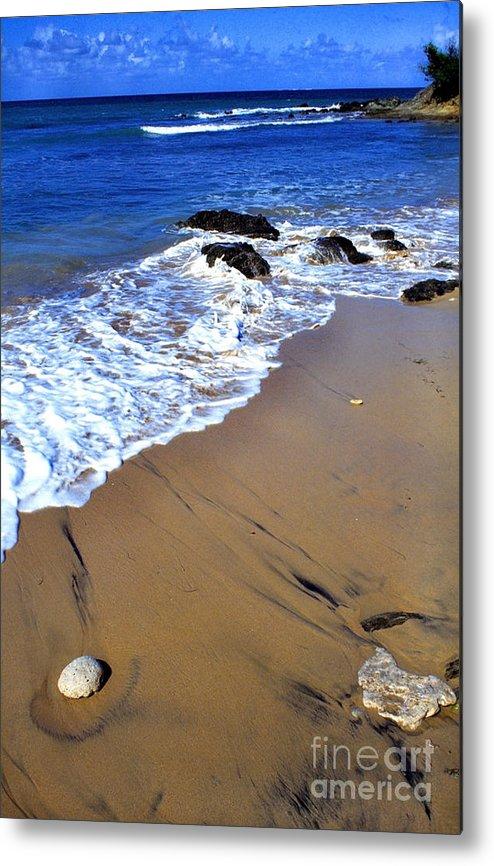 Gringo Beach Metal Print featuring the photograph Vieques by Thomas R Fletcher