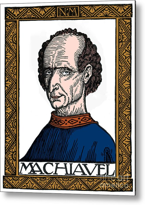 why is niccolo machiavelli important