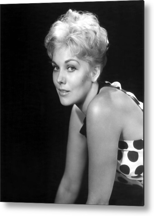 1950s Movies Metal Print featuring the photograph Picnic, Kim Novak, 1955 by Everett