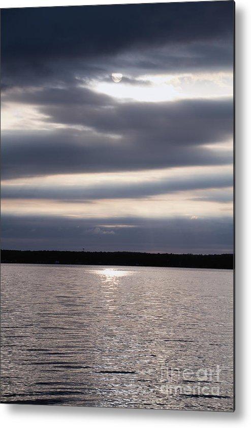 Sunrise Metal Print featuring the photograph Sunrise by William Norton