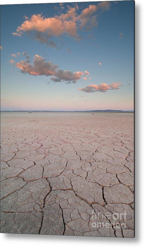 Alvord Desert Metal Print featuring the photograph Alvord Desert, Oregon by John Shaw