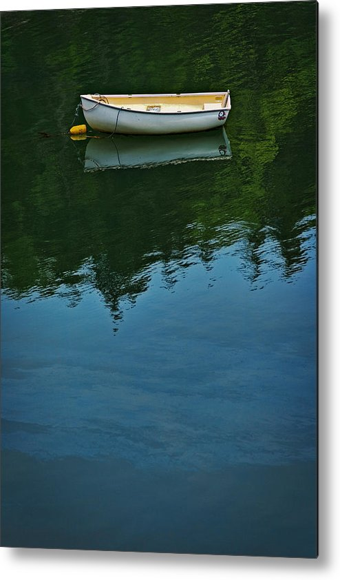 Maine Metal Print featuring the photograph At Rest by Diana Powell