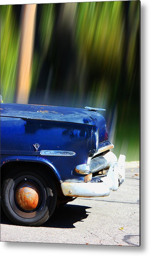 Car Metal Print featuring the photograph Car by Julie L Williams