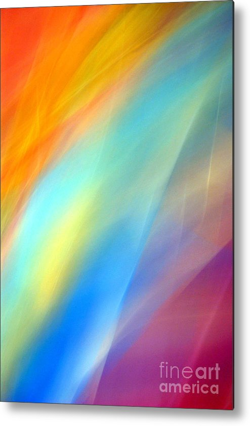 Colors Of Paradise Metal Print featuring the photograph Colors Of Paradise by Douglas Taylor