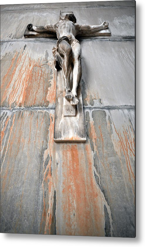 Metal Print featuring the photograph Looking Up To God by Jason Green