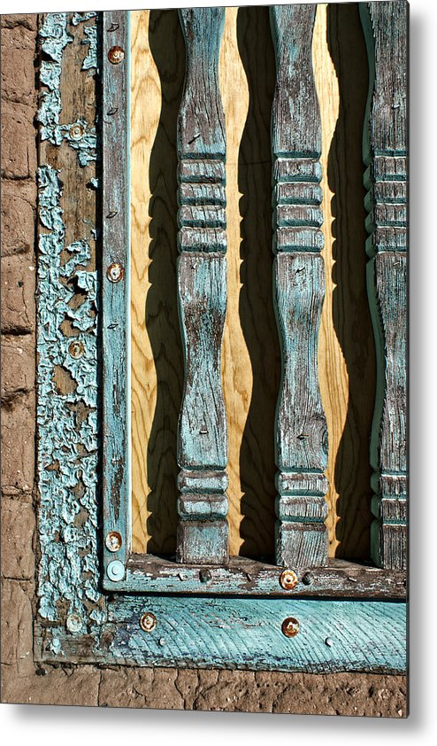Color Metal Print featuring the photograph Rincon by Nikolyn McDonald