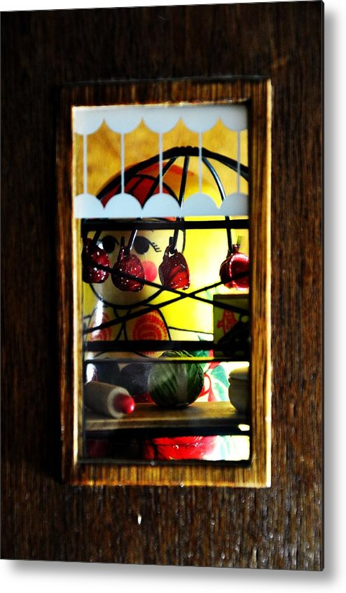 Dollhouse Metal Print featuring the photograph Cabbage Dreams by Kathryn Trembach